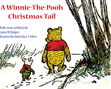A Winnie-the-Pooh ChristmasTail