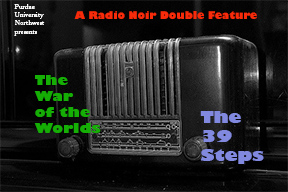 Radio Noir Double Feature